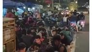 Kerumunan di Angkringan yang Bikin Pemda DIY Berang