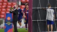 Viral Lionel Messi Sendu Sekali, Juga Tak Semangat Bawa Trofi