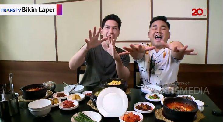 Makanan Korea di Bikin Laper Trans TV
