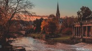 Keindahan Inggris Kala Musim Gugur