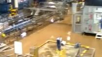 Video Pabrik Aqua di Sukabumi Terendam Banjir