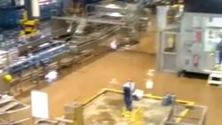 Pabrik Aqua di Sukabumi Ikut Terendam Banjir