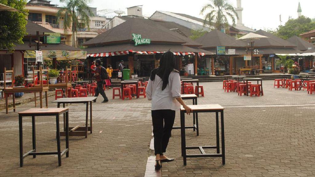 Pemkot Samarinda Tutup Cafe di Citra Niaga yang Abai Protokol Kesehatan