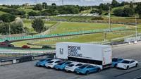 Porsche Punya Powerbank Raksasa, Bisa Ngecas 30 Mobil Listrik