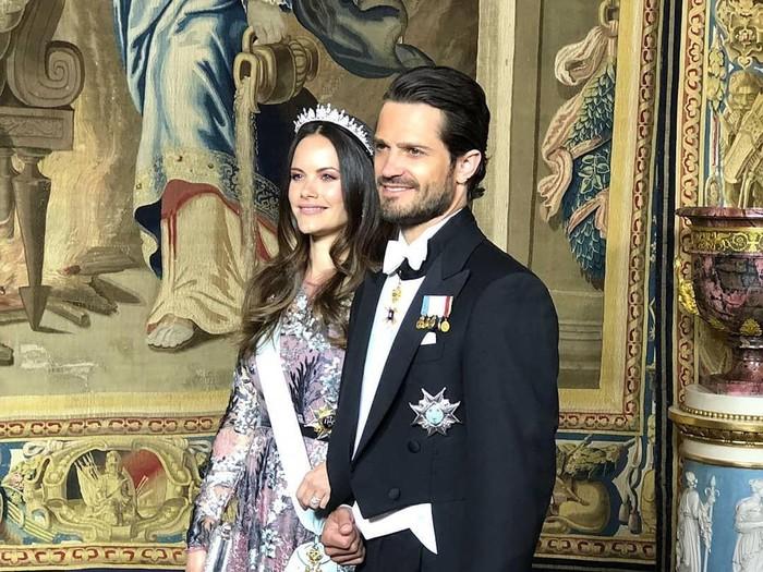 Putri Sofia dan Pangeran Carl Philip