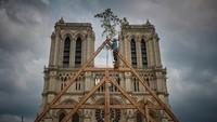 Penantian Panjang Notre Dame, Target Buka Lagi di 2024