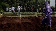 Satgas Ungkap Rata-rata 4 Orang Meninggal karena Corona Tiap Jam di RI