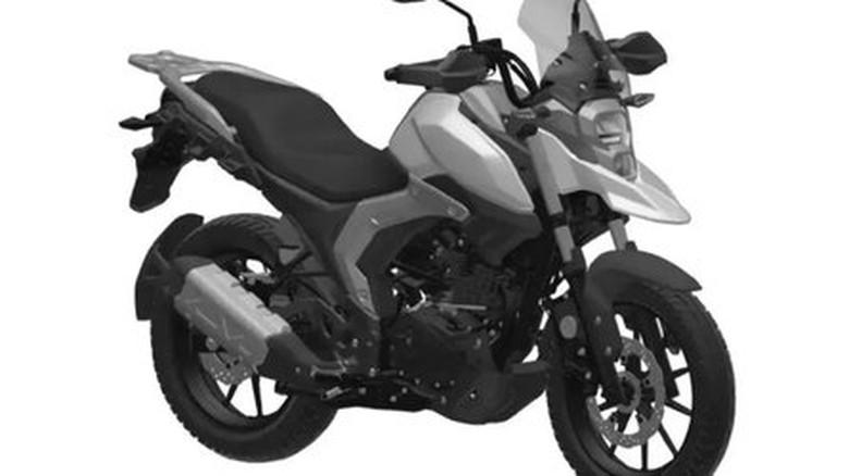 Suzuki kembangkan V-Strom bermesin 160 cc