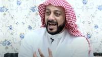Tahu Istri Hamil Lagi, Kalimat Syekh Ali Jaber Seolah Jadi Isyarat akan Pergi