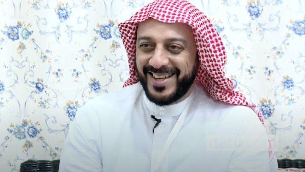 Aa Gym Melayat Syekh Ali Jaber: Wajahnya Bersih dan Tersenyum
