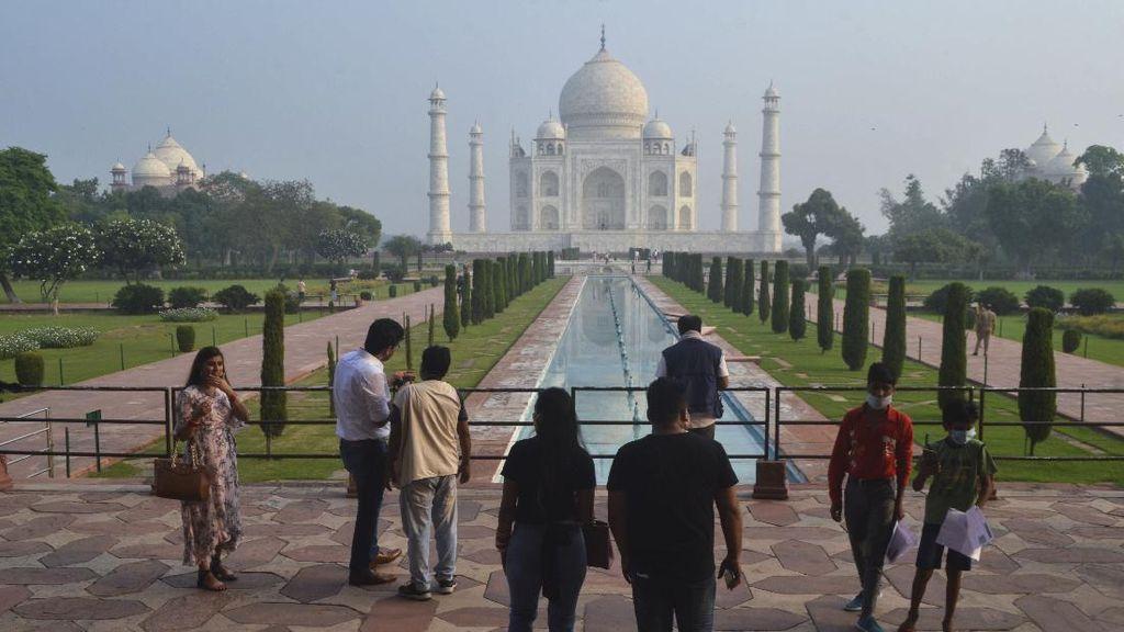 Video: Kasus Corona di India Tembus 6 Juta