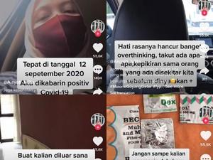 Viral Kisah Wanita Jakarta Positif Corona 2 Minggu Setelah Gowes & Berenang