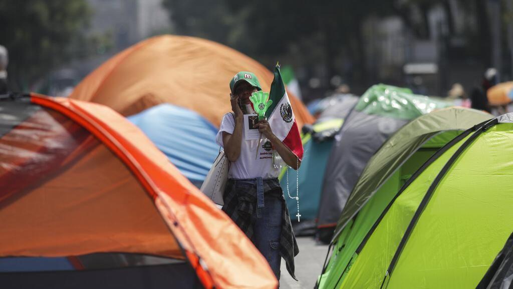 Kasus Kematian Akibat Corona di Meksiko Tembus 100.000
