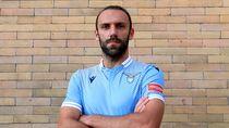 Pemain Baru Lazio Positif Terjangkit COVID-19