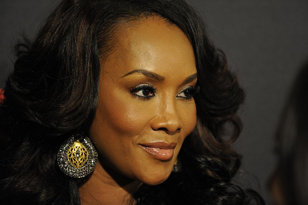 RUSTENBURG, SOUTH AFRICA - AUGUST 21, Vivica A fox during the SA Sports Awards from Sun City Superbowl on August 21, 2011 in Rustenburg, South AfricaPhoto by Frennie  Shivambu / Gallo Images