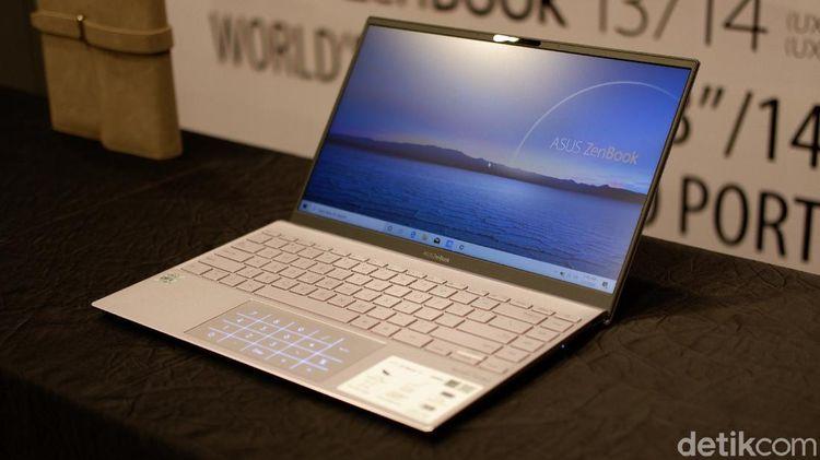 Penampakan Duo ZenBook Anyar, Tampil Stylish Berbodi Tipis