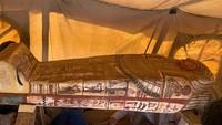 Penemuan Mengejutkan, 27 Peti Mati di Piramida Saqarra