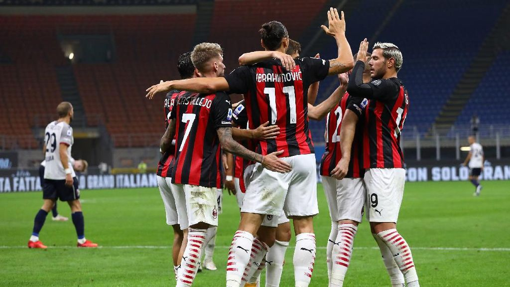 Inzaghi: Milan Diremehkan