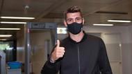 Video Alvaro Morata Kembali ke Juventus