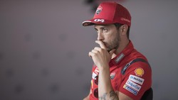 Satu Kekecewaan Andrea Dovizioso di MotoGP