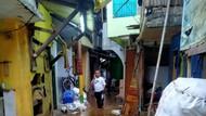 Banjir Rendam 8 RT di Tanah Rendah Jaktim, Belum Ada Warga Mengungsi