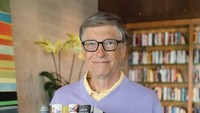 Bill Gates Ternyata Gondol Banyak Gelar Kehormatan