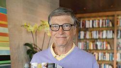 Kunci Sukses Bill Gates Berharta Rp 1.600 T Meski Tak Lulus Kuliah