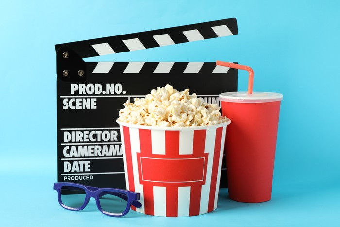 Bioskop Tutup, Popcorn Tak Laku