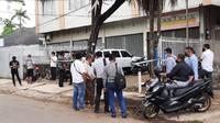 1 Anggota DPRD Ikut Diamankan Saat BNN Gerebek Ruko di Palembang