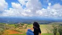 Cantiknya Desa Fatuulan di Pulau Timor