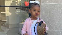 Baru Bikin Instagram, Followers Putri Cardi B Hampir Sejuta dalam 2 Hari