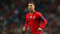 Akademi Sporting Lisbon Ganti Nama: Akademi Cristiano Ronaldo