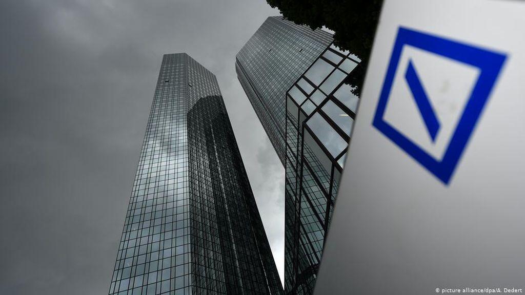 Deretan Skandal Terbesar Melilit Deutsche Bank