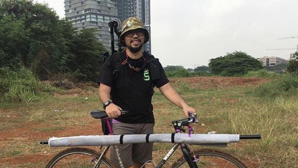 Doyan Sepedaan dan Ingin Difoto? The Cyclists Potrait Ajak Pesepeda Ngumpul