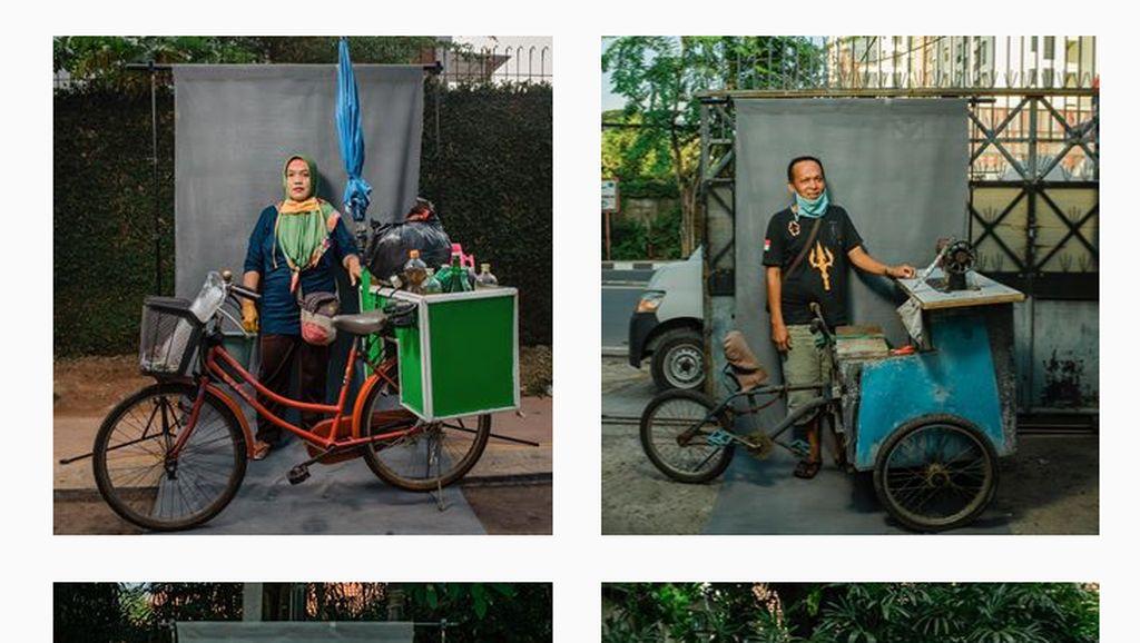 7 Jepretan Pesepeda Jalanan yang Sesungguhnya