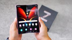 Review Galaxy Z Fold 2, Ponsel Sultan yang Tak Sekadar Mewah