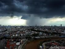 Waspada Potensi Cuaca Ekstrem di Sejumlah Wilayah Hari Ini