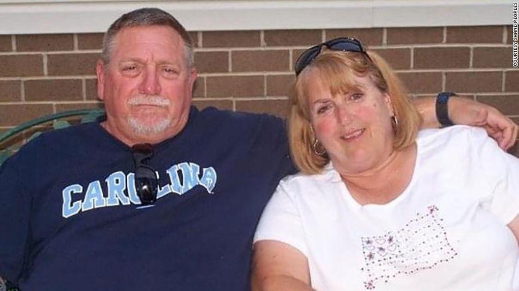50 Tahun Bersama, Pasangan Ini Meninggal Akibat Corona Selang Beberapa Menit