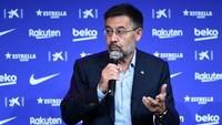 Bartomeu Coba Gagalkan Kepindahan Suarez ke Atletico?