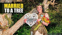 Wanita Lebih Pilih Menikah dengan Pohon daripada Pria, Ini Alasannya