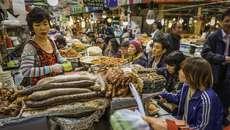 Pasar Gwangjang, Pasar Tua yang Jadi Surga Kuliner Korea Selatan