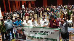 Machfud-Mujiaman Dicurhati Status Guru Honorer yang Tak Kunjung Jadi ASN