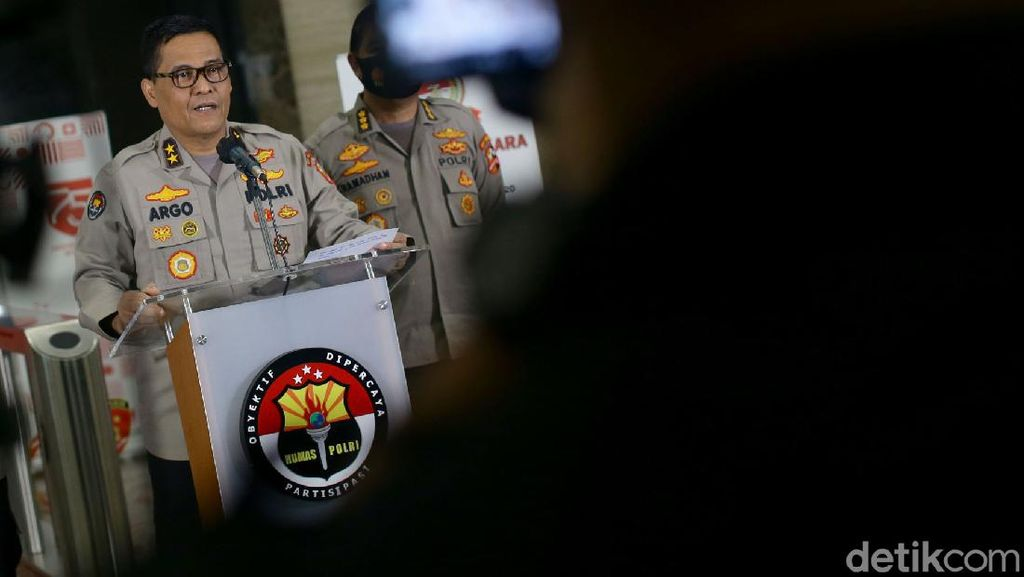 Soal Faksi di Internal, Polri: Kami Solid Jaga Keamanan-Ketertiban Masyarakat