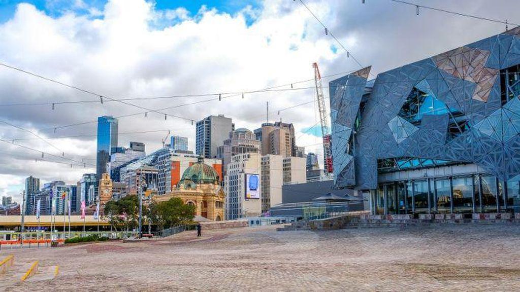 Melbourne Mulai Longgarkan Lockdown, Sekolah Buka Bulan Depan