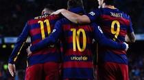 Dari Suarez-Neymar, Kini Messi Diapit Dembele-Braithwaite