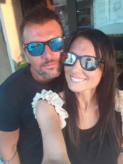 Michele DAlpaos, Paola Agnelli