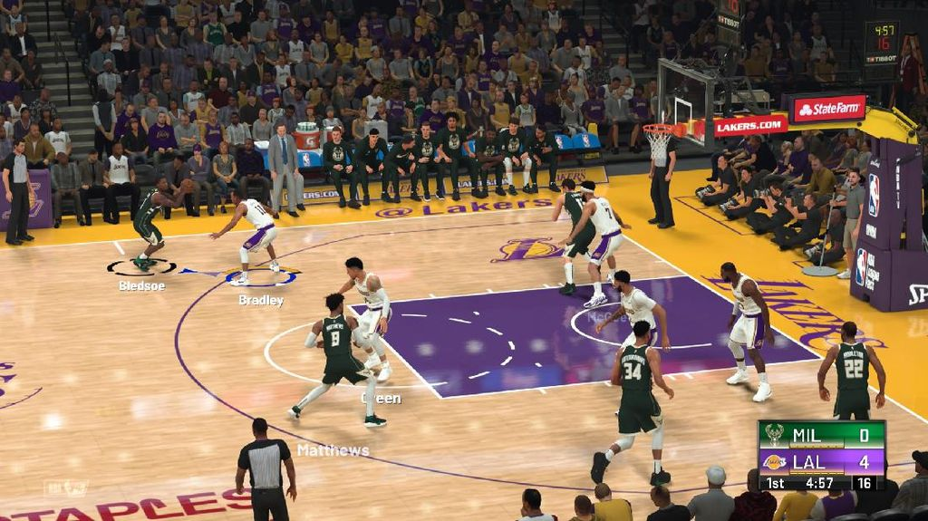 NBA 2K21: Game Apik, Tribute Buat Black Mamba