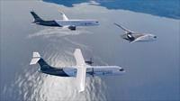 Potret 3 Pesawat Hidrogen dari Airbus