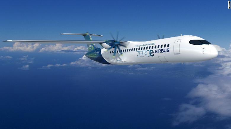 Pesawat ZEROe Airbus