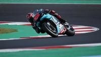 Quartararo Pede Banget Raih Hasil Sip di MotoGP Catalunya